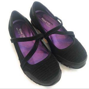 Sketchers Memory Foam Mary Jane Shoes NWOT, Size 6